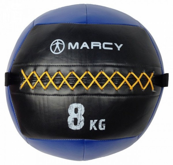Marcy Wall Ball 8kg Blue