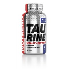 Nutrend TAURINE 120cps.