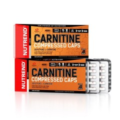 Nutrend CARNITINE COMPRESSED 120 CAPS.